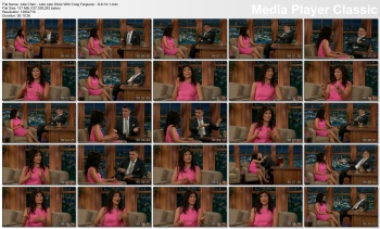 Julie Chen - Late Late Show With Craig Ferguson - 9-9-14
