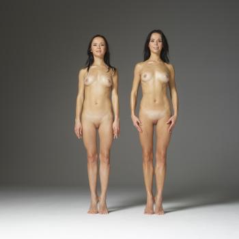 Hegre art twins