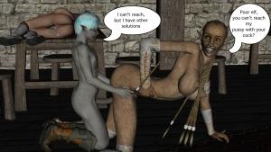 [VGER] Sex Elf Quest