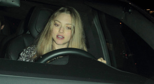 Amanda Seyfried - At Madeo Restaurant In Hollywood - February 4th 2017