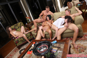 Name: Sex Party and Group Sex (XXX Nikolay Collection) 10.02