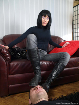 Female domination 101 the event