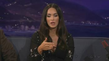 Megan Fox - Conan 2016 06 08 | HDTV 720p