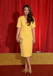Lacey Turner - British Soap Awards 2016 @ Hackney Empire in London - 05/28/16