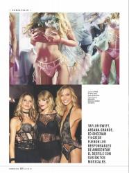 FOTOS: Martha Hunt Revista GQ Magazine México Febrero 2015 8