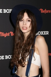 Charlotte Kemp Muhl - The Night Before New York Premiere @ Landmark Sunshine Cinema in NYC - 11/16/15