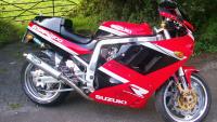 Suzuki GSX-Rs