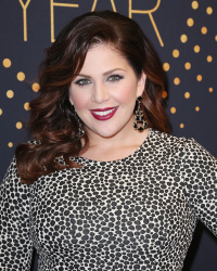 Hillary Scott - 2015 CMT Artists of the Year @ Schermerhorn Symphony Center in Nashville - 12/02/15