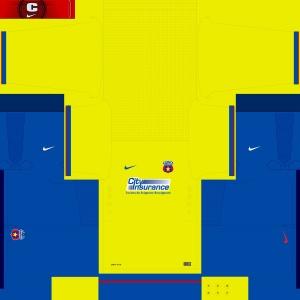 Download Steaua Away Kits 2014-2015 by Attila74