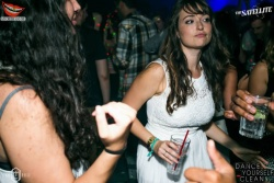 Milana Vayntrub at The Satellite in Los Angeles - 9/27/14