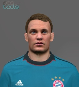Download Manuel Neuer Face by Cloner