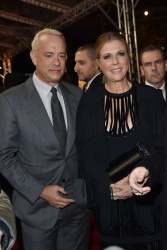 Rita Wilson - Bridge of Spies World Premiere @ Zoo Palast in Berlin - 11/13/15