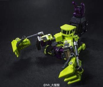 [Generation Toy] Produit Tiers - Jouet GT-01 Gravity Builder - aka Devastator/Dévastateur - Page 3 TVmvdaE1