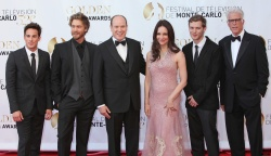 Ted Danson, Chad Michael Murray, Joseph Morgan, Michael Trevino - 52nd Monte Carlo TV Festival Closing Ceremony & Golden Nymph Award (2012.06.14) - 14xHQ NVBnMo48