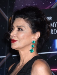 Shohreh Aghdashloo - 2015 Jaguar Land Rover British Academy Britannia Awards @ The Beverly Hilton Hotel in Beverly Hills - 10/30/15