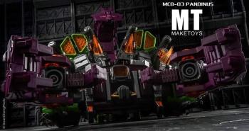 [Maketoys] Produit Tiers - Jouet MCB-03 Pandinus - aka Scorponok et MCB-03D Devil Stinger - aka Black Zarak NxWliwR8