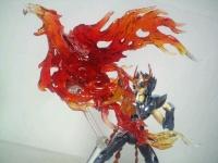 Phoenix Ikki - Virgo Shaka Effect Parts Set AcqGA3Qw