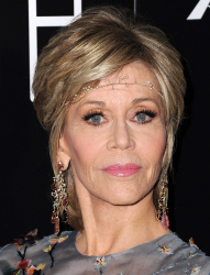 Jane Fonda - Youth Premiere @ DGA Theater in Los Angeles - 11/17/15