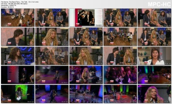 Kimberly Perry (The Band Perry) - The Talk - 10-1-14