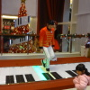 Interactive piano stage WlHKEN6U