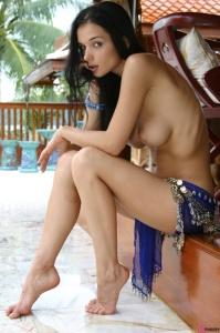 Katie Fey - Blue Belt - [18magazine] ItDk6sd9