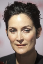 Carrie-Anne Moss - Netflix Spain's Presentation @ the Matadero Cultural Center in Madrid - 10/20/15
