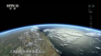 纪录片部落-纪录片从业者门户:CCTV-国外出品-人体上的生命(全2集)/720P高清/国语内嵌中字