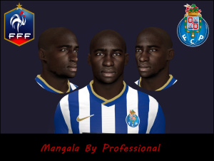 Download PES 2014 Eliaquim Mangala Face by Professional