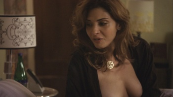 Callie thorne naked