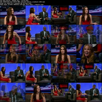 Zoey Deutch - Arsenio Hall - 2-6-14