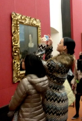 Katy Perry - Gucci Museum - Florence, Italy - Feb 18 2015