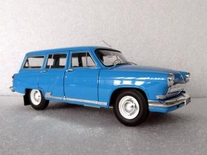 GAZ Volga Universal 1967 WDScEE4y
