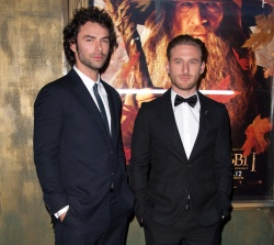 Aidan Turner - 'The Hobbit An Unexpected Journey' New York Premiere, December 6, 2012 - 50xHQ 9ZUgmT3P