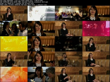 Emily Mortimer - Last Call with Carson Daly - 3-18-14