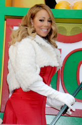 Mariah Carey - 89th Annual Macy's Thanksgiving Day Parade in NYC - 11/26/15