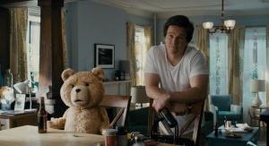 Третий лишний / Ted [UNRATED] (2012) BDRip 720p | А.Дасевич