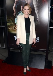 Clare Grant - Krampus Los Angeles Screening @ ArcLight Cinemas in Hollywood - 11/30/15