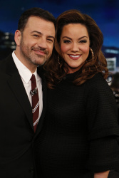 Katy Mixon - Jimmy Kimmel Live: January 17th 2017