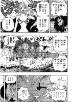 One Piece Manga 671 Spoiler Pics  Aanf11TV