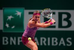 Victoria Azarenka - TEB BNP Paribas WTA Championships Day 2 in Istanbul 10/23/13