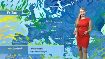 Anna Gröbel -Augsburg TV -Allemagne AdtuBmPp