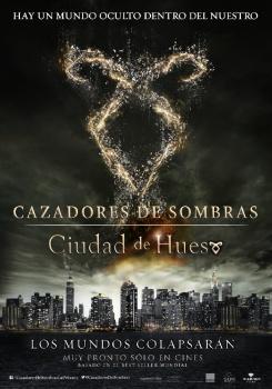 Cazadores de sombras: Ciudad de Hueso (2013) [DVD-Rip]