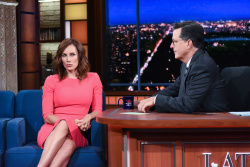 Laura Benanti - The Late Show with Stephen Colbert: July 24th 2017