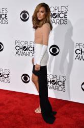 Naya Rivera - 40th Annual People's Choice Awards at Nokia Theatre L.A. 08-01-2014  39x updatet Abp4Azu8
