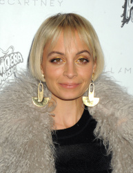 Nicole Richie - Stella McCartney Autumn 2016 Presentation @ Amoeba Music in Los Angeles - 01/12/16