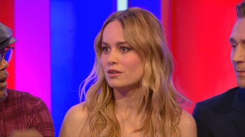 Brie Larson - The One Show 1st March 2017 1080p HDMania