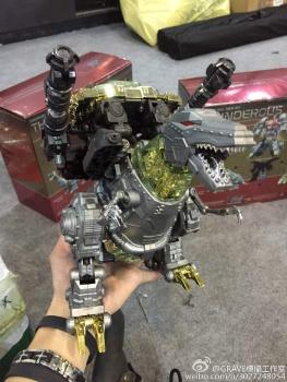 [GCreation] Produit Tiers - Jouet ShuraKing - aka Combiner Dinobots - Page 3 TySTuTzj