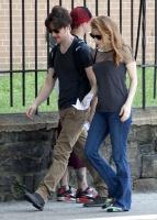 Джессика Честейн, фото 2295. Jessica Chastain 'The Disappearance of Eleanor Rigby' Set in New York City - July 24, 2012, foto 2295