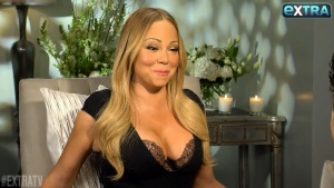 Mariah Carey Reveals She's Working on New Music 09/06/16
