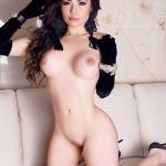 Gatas QB - Tracy Sáenz Playboy México Maio 2016